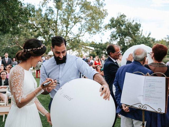La boda de Raquel y Isra en Guadarrama, Madrid 75