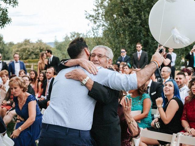 La boda de Raquel y Isra en Guadarrama, Madrid 78