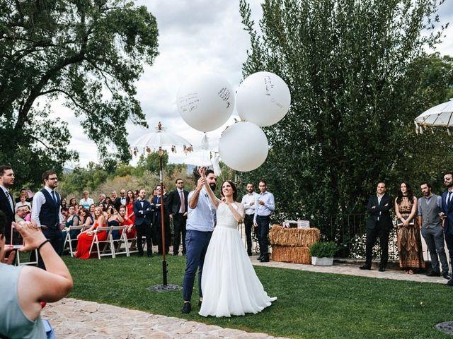 La boda de Raquel y Isra en Guadarrama, Madrid 79