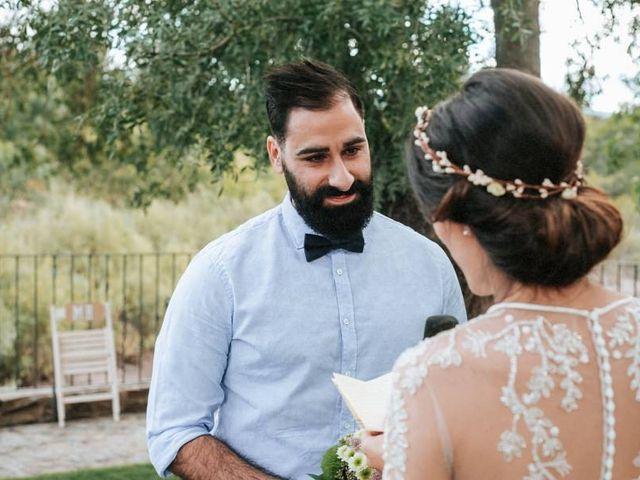 La boda de Raquel y Isra en Guadarrama, Madrid 83
