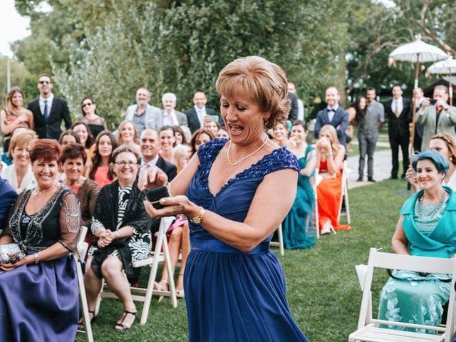 La boda de Raquel y Isra en Guadarrama, Madrid 84