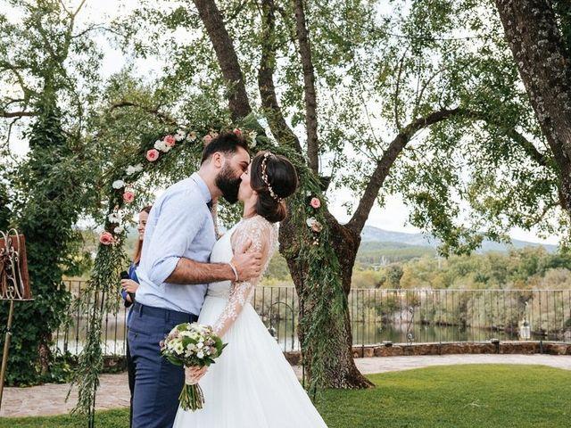 La boda de Raquel y Isra en Guadarrama, Madrid 87