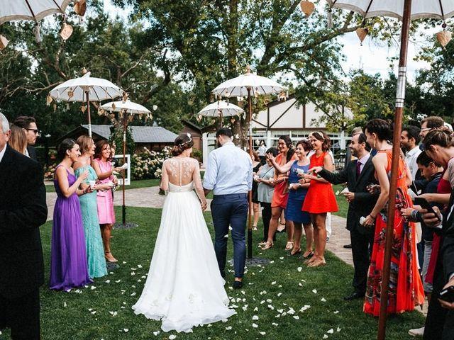 La boda de Raquel y Isra en Guadarrama, Madrid 89