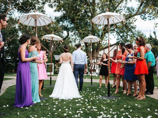 La boda de Raquel y Isra en Guadarrama, Madrid 90