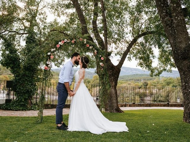 La boda de Raquel y Isra en Guadarrama, Madrid 93
