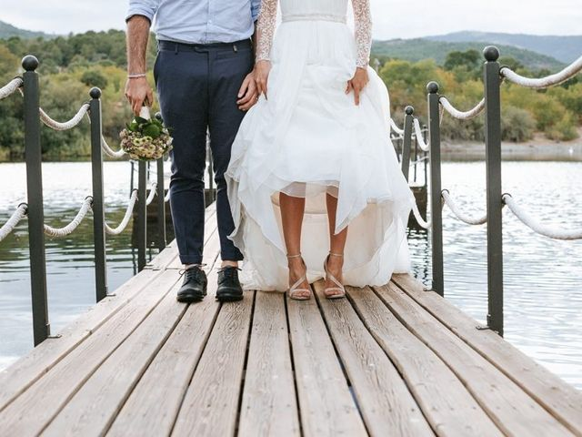 La boda de Raquel y Isra en Guadarrama, Madrid 100