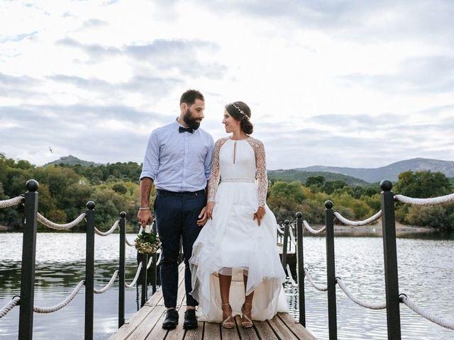 La boda de Raquel y Isra en Guadarrama, Madrid 101