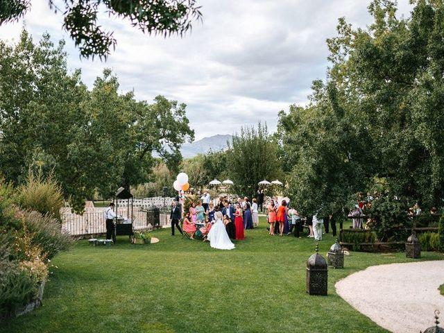 La boda de Raquel y Isra en Guadarrama, Madrid 108