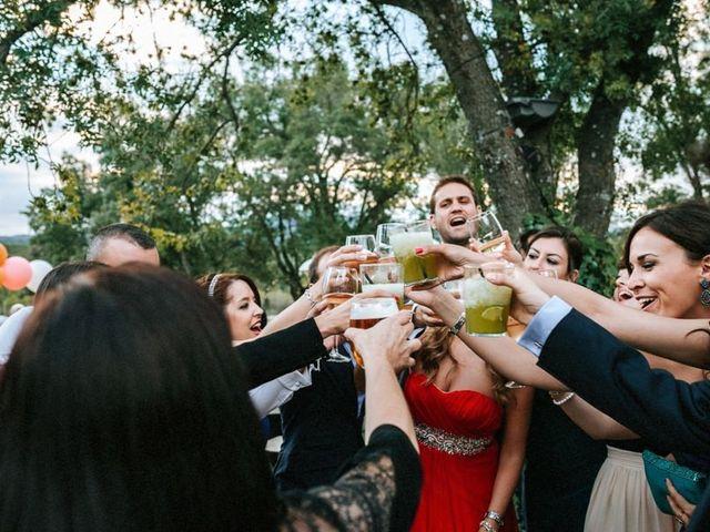 La boda de Raquel y Isra en Guadarrama, Madrid 109