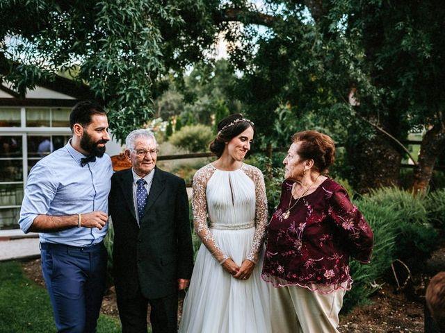 La boda de Raquel y Isra en Guadarrama, Madrid 110
