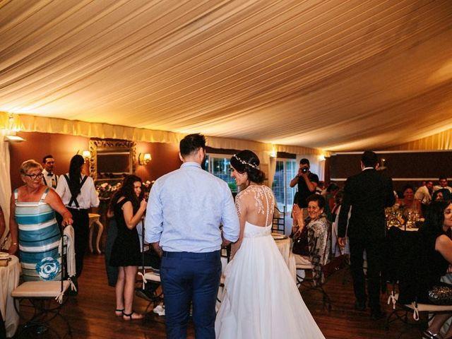 La boda de Raquel y Isra en Guadarrama, Madrid 114