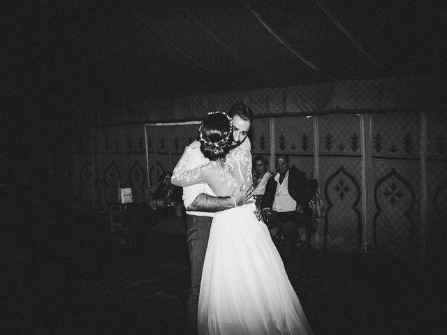 La boda de Raquel y Isra en Guadarrama, Madrid 121