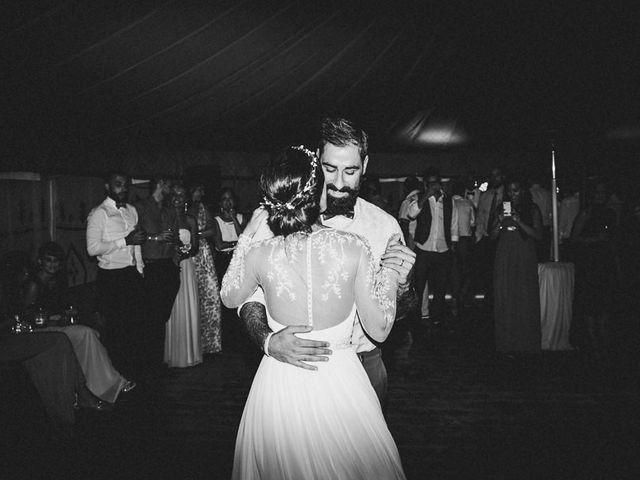 La boda de Raquel y Isra en Guadarrama, Madrid 123