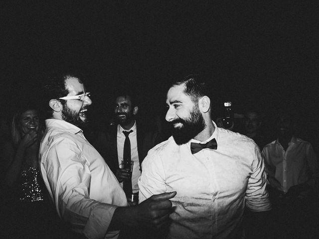La boda de Raquel y Isra en Guadarrama, Madrid 128