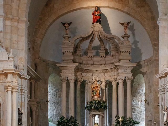 La boda de Guille y Sara en Raxó (Poio), Pontevedra 10