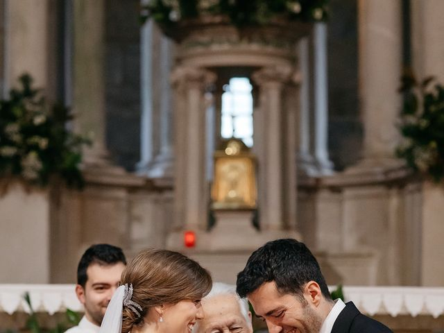 La boda de Guille y Sara en Raxó (Poio), Pontevedra 13