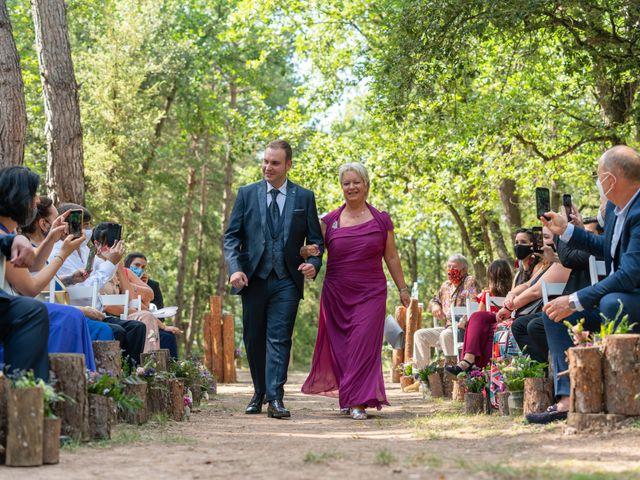 La boda de Rubén y Sara en Muntanyola, Barcelona 8