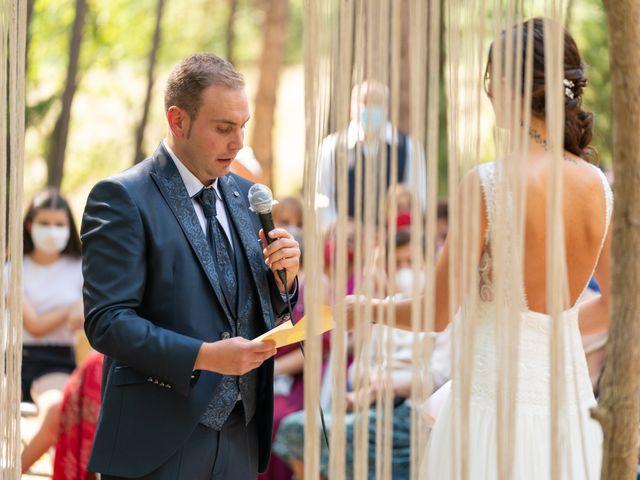 La boda de Rubén y Sara en Muntanyola, Barcelona 10