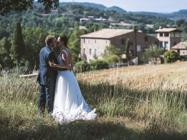 La boda de Rubén y Sara en Muntanyola, Barcelona 16