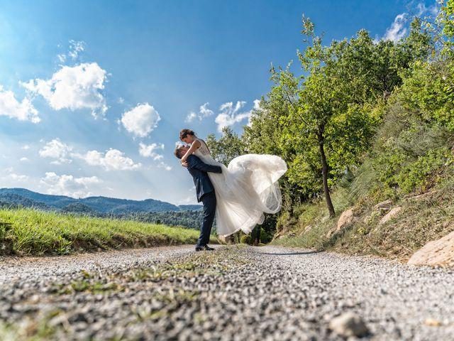 La boda de Sara y Rubén