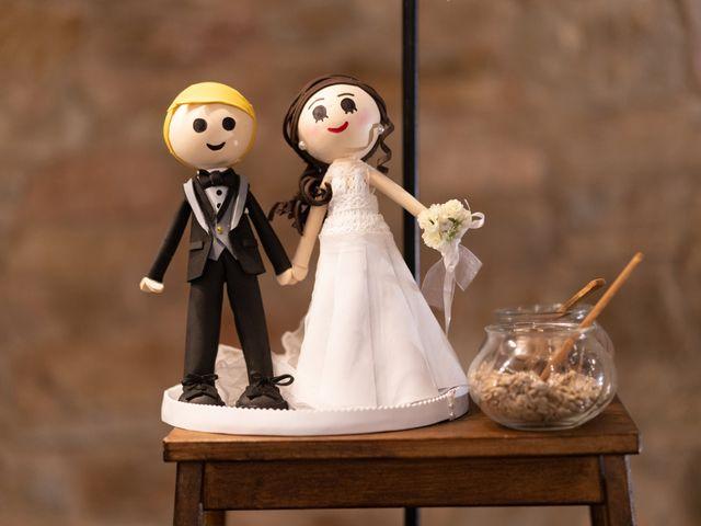 La boda de Rubén y Sara en Muntanyola, Barcelona 28