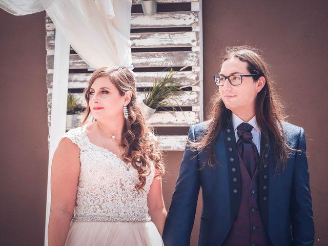 La boda de Víctor y Laura en Candelaria, Santa Cruz de Tenerife 28