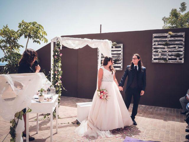 La boda de Víctor y Laura en Candelaria, Santa Cruz de Tenerife 29