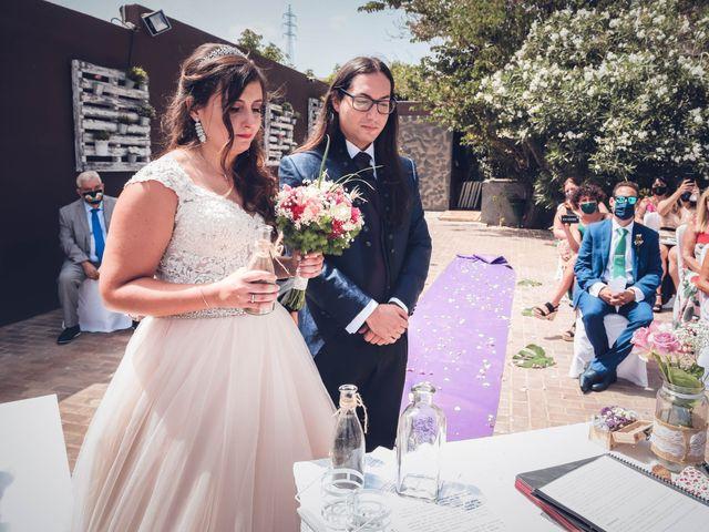 La boda de Víctor y Laura en Candelaria, Santa Cruz de Tenerife 35
