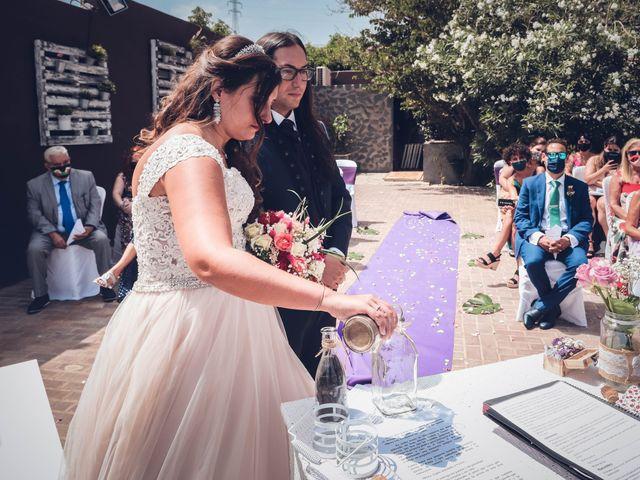 La boda de Víctor y Laura en Candelaria, Santa Cruz de Tenerife 36