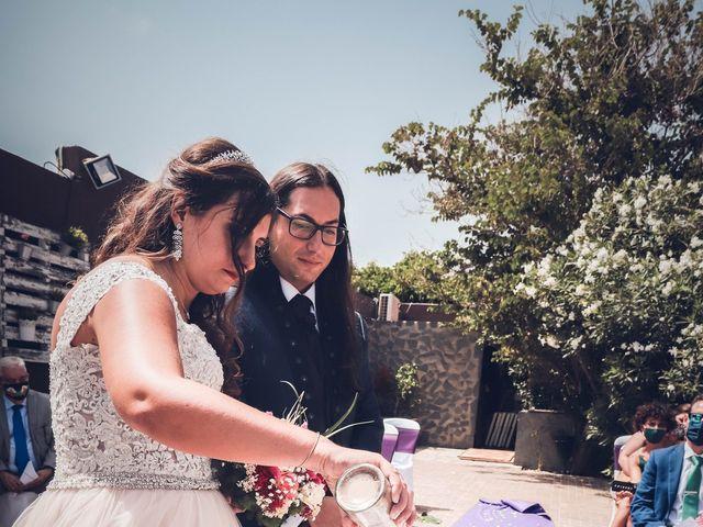 La boda de Víctor y Laura en Candelaria, Santa Cruz de Tenerife 37