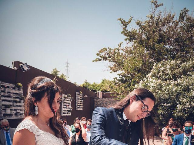 La boda de Víctor y Laura en Candelaria, Santa Cruz de Tenerife 40