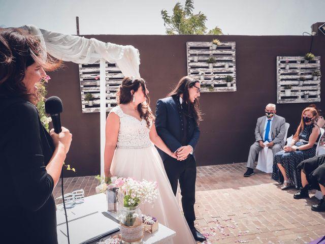 La boda de Víctor y Laura en Candelaria, Santa Cruz de Tenerife 42
