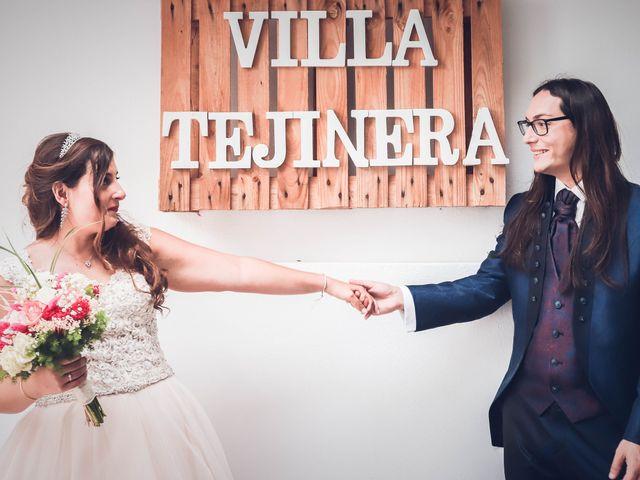 La boda de Víctor y Laura en Candelaria, Santa Cruz de Tenerife 58