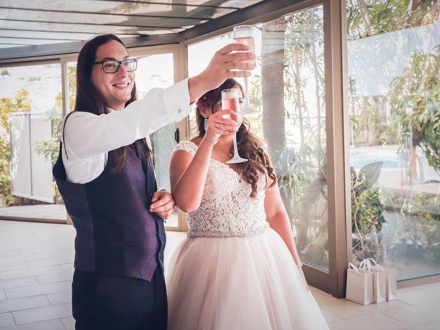 La boda de Víctor y Laura en Candelaria, Santa Cruz de Tenerife 63