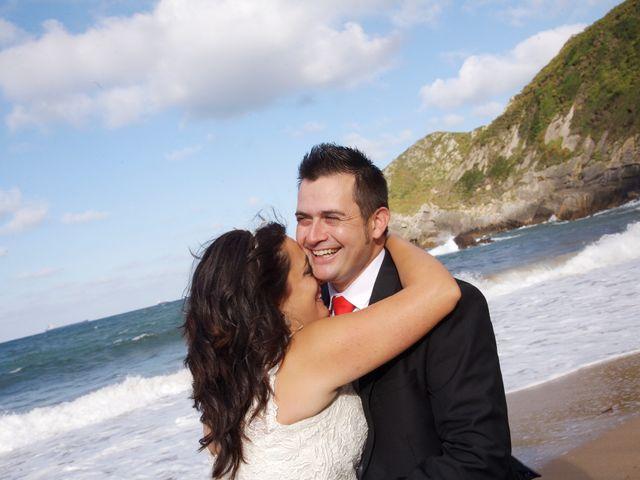 La boda de Jano y Lucía en Gijón, Asturias 1