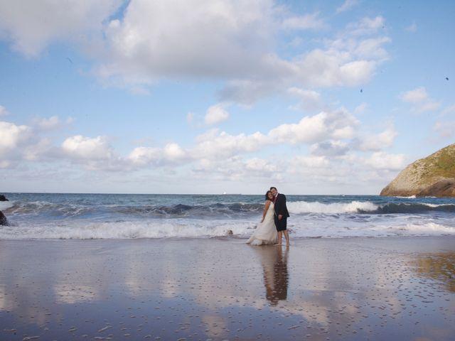 La boda de Jano y Lucía en Gijón, Asturias 8