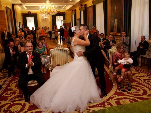 La boda de Jano y Lucía en Gijón, Asturias 2