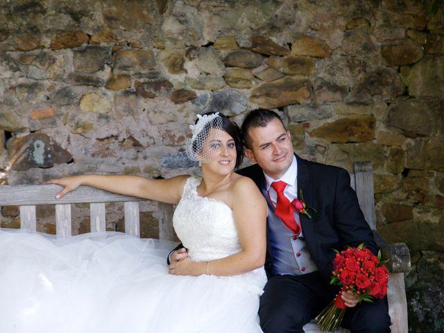 La boda de Lucía y Jano
