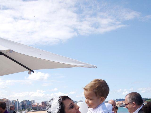 La boda de Jano y Lucía en Gijón, Asturias 60