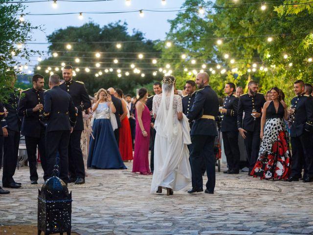 La boda de Toni y Laura en Córdoba, Córdoba 34