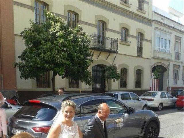 La boda de José Alfonso  y Vanesa en Sevilla, Sevilla 3