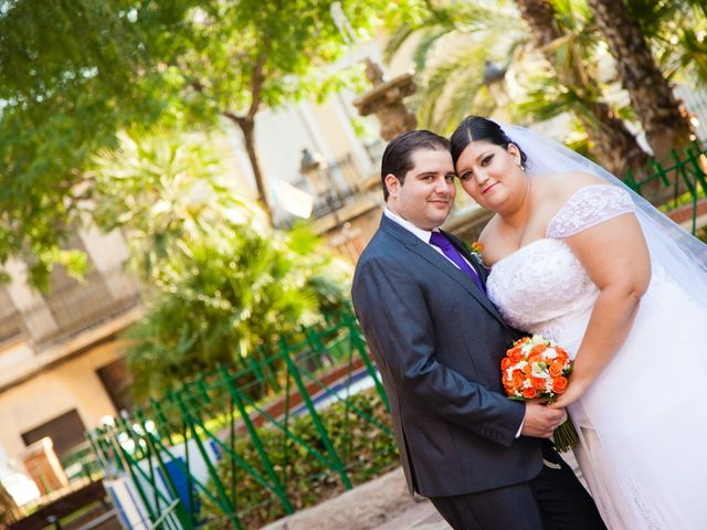 La boda de Manuel y Carolina
