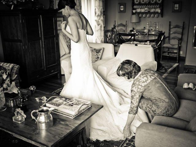 La boda de Bryan y Rocio en Getxo, Vizcaya 3