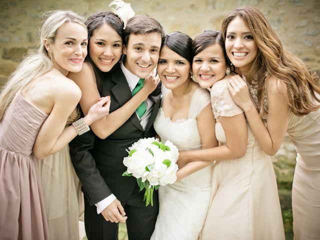 La boda de Bryan y Rocio en Getxo, Vizcaya 2