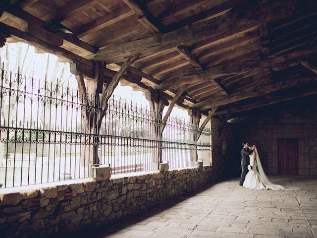 La boda de Bryan y Rocio en Getxo, Vizcaya 5