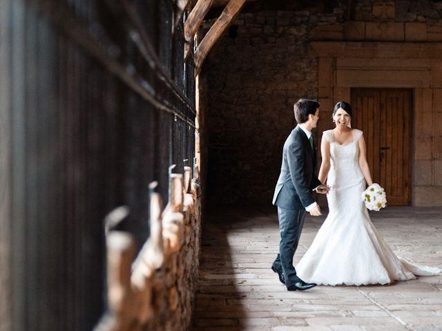 La boda de Bryan y Rocio en Getxo, Vizcaya 6