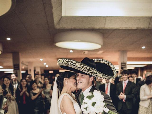 La boda de Bryan y Rocio en Getxo, Vizcaya 10