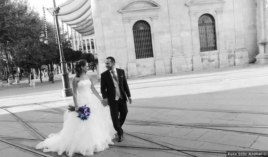 La boda de Miguel Angel y Raquel en Sevilla, Sevilla