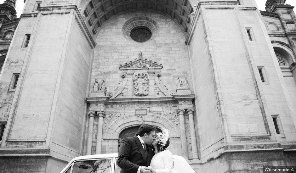La boda de Borja y Nerea en Loiu, Vizcaya