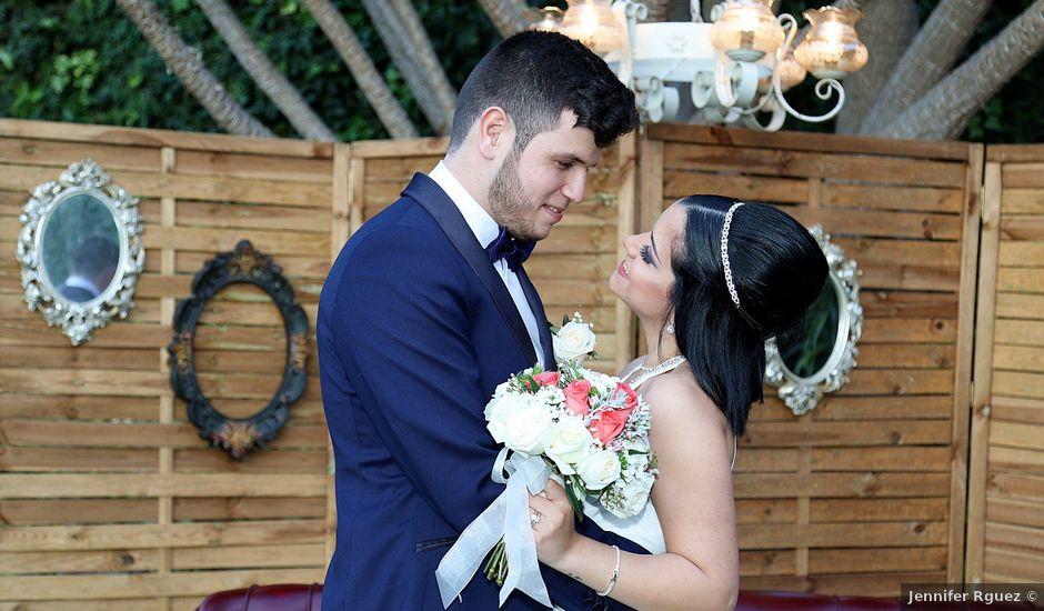 La boda de Ricardo y Jemmar en La Orotava, Santa Cruz de Tenerife